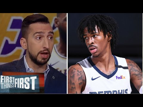 Nick Wright reacts to Ja Morant playoff franchise-record 47 Pts, 7 ASt in Memphis's 141-129 loss