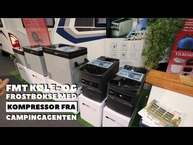 FMT Kompressor køleboks til ferieturen