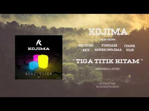 BURGERKILL - Tiga Titik Hitam ( video Lyric ) cover by Kojima