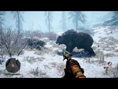 Far Cry Primal: Smilodon Vs Cave Bear