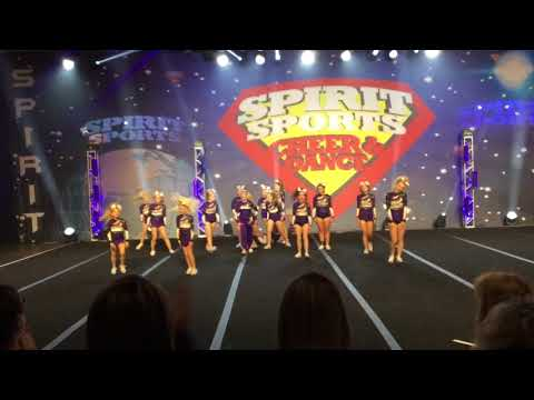 Rockstar Cheer The Clash Battle at the Beach 2018