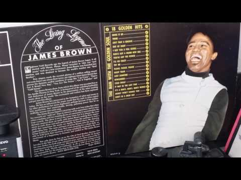 JAMES BROWN LIVE AT THE APOLLO.VOLUME II.SIDE 2