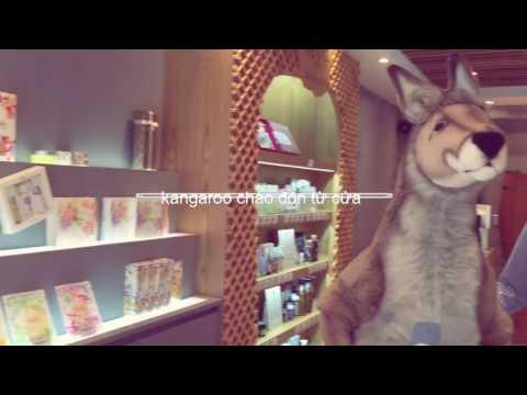 Whamisa Showroom tại Seoul/ Whamisa Flagship Store in Seoul