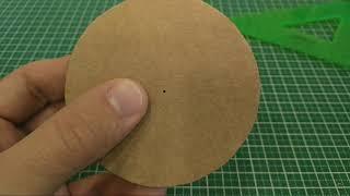 Круглая шкатулка своими руками из картона. Цилиндрическая шкатулка своими руками из картона
