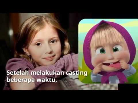 Inilah Fakta Alina Kukushkina [Masha and the bear - hiccup song (Cegukan)]
