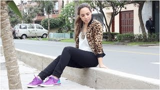 Outfits con sneakers | What The Chic Thumbnail