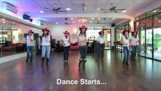 Line Dance - Gimme Gimme Wild West
