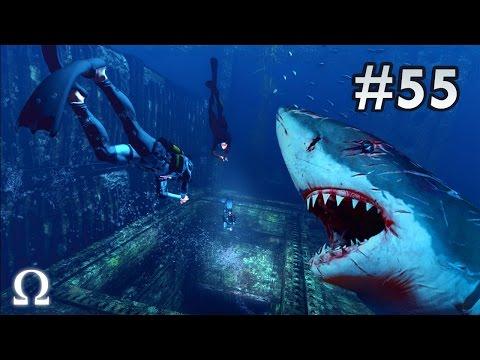 DOING A LITTLE SPEAR FISHING, NEWBIE SHARKS! | Depth #55
