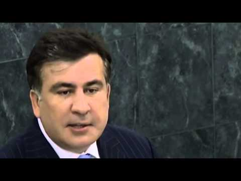 UN Speech Saakashvili (Georgian President) 25sept2013