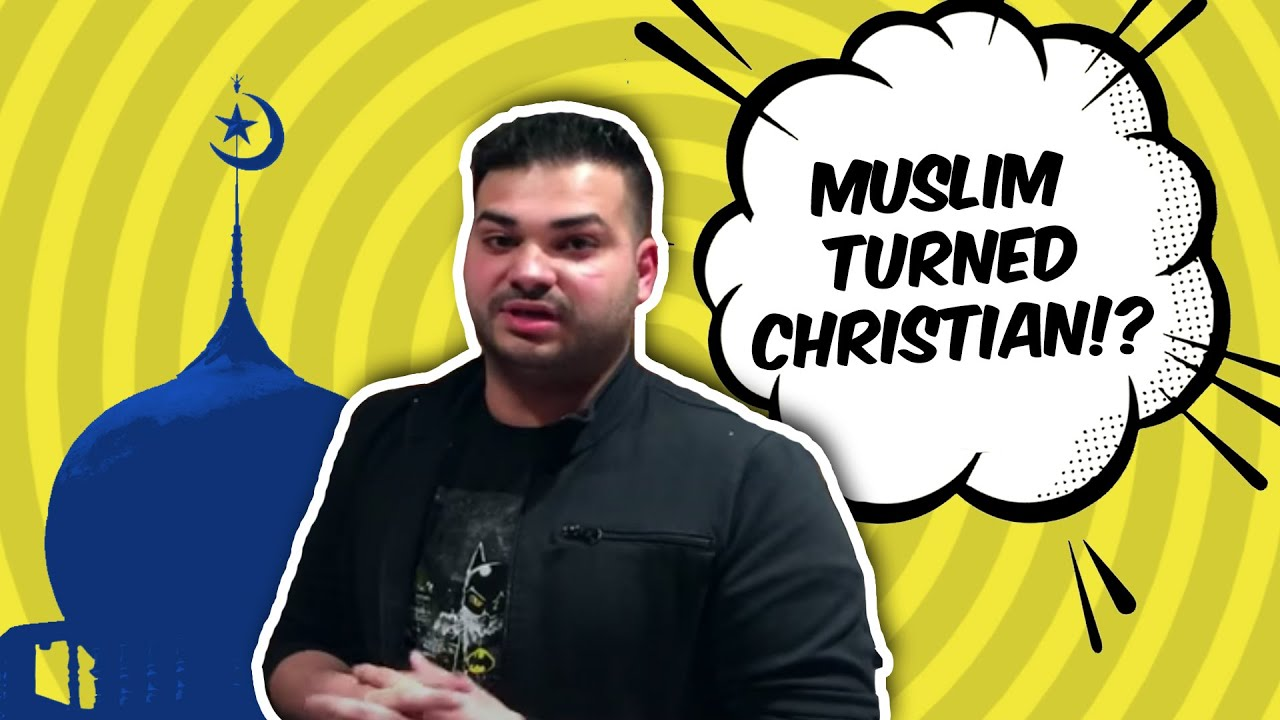 Muslim Becomes Christian