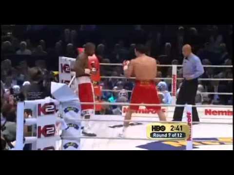 Wladimir Klitschko vs