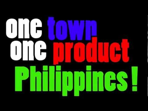 advocacy video essay one town one product