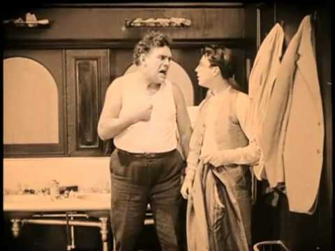 Silent Film comedy with Harold Lloyd and chamber music score