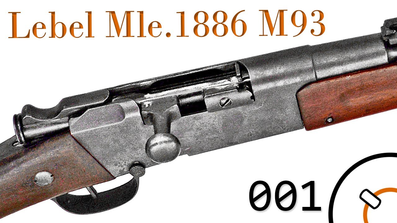 Download Small Arms of WWI Primer 001*: French Lebel Mle. 1886 M93