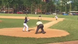 Cory Taylor Baseball 2018 Highlights