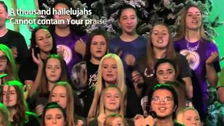"""1000 Hallelujahs"" sung by Eliza 10th grade"