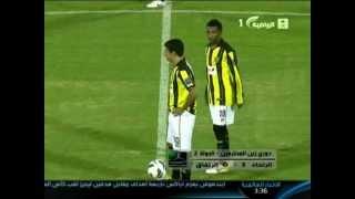 vuclip ملخص مباراة الاتحاد الاتفاق 3-0 دوري زين 2012