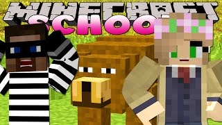 Minecraft School : THE THIEF