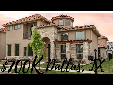 What Does A $700k House Look Like In Dallas, Texas?