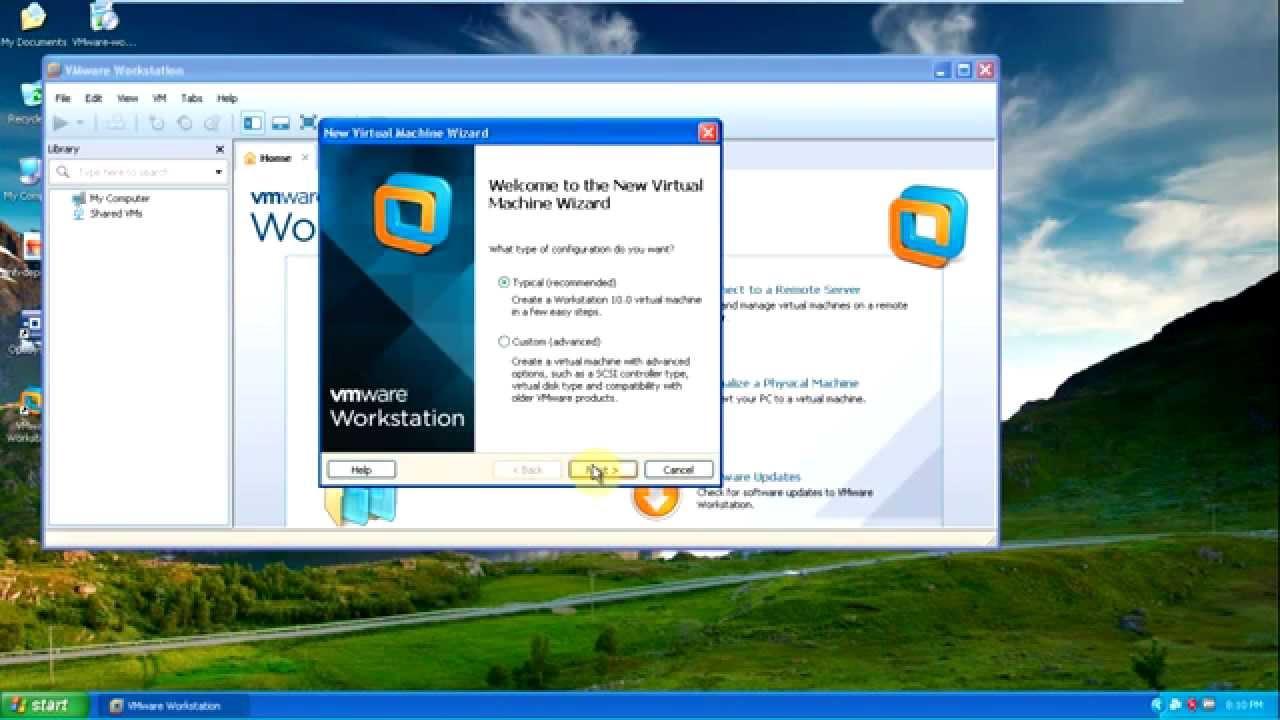 [Optisystem] Hướng Dẫn Cài Đặt VMware và Win Xp(Intallation VMware and win Xp) Chapter 1ver2