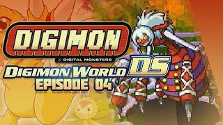 Digimon World DS - Ep 4 - Steamy Jungle & Arukenimon Boss!