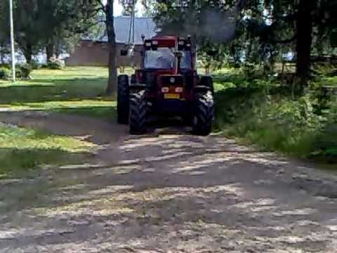 New Holland 110-90 turbo sound