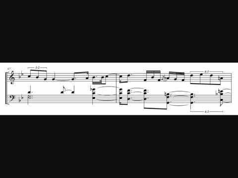 Complete Transcription: Bill Evans - Danny Boy (solo version)
