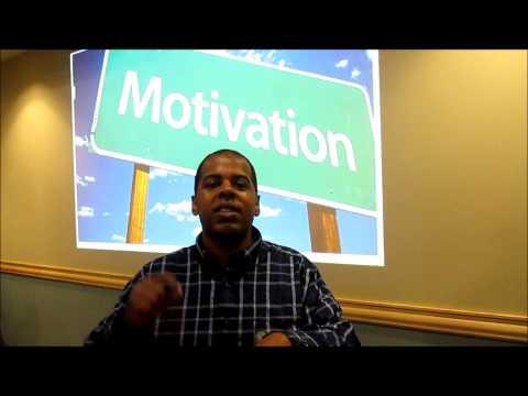 Monday Morning Motivational Minute #2 Staying Motivated
