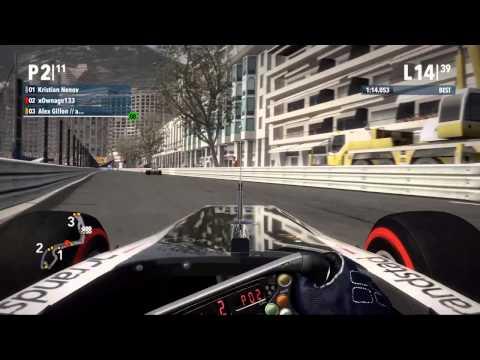 F1 2012 - Apex Racing League - Round 6: Circuit de Monaco