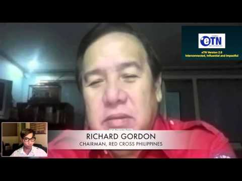 Philippines, your next president: Richard Gordon