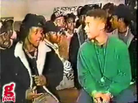 DJ Quik Pump It Up 1991 Interview