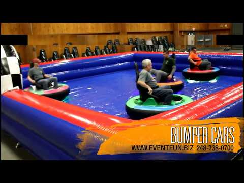 Bumper Car Rentals In Michigan, Ohio, Indiana, Wisconsin, Illinois
