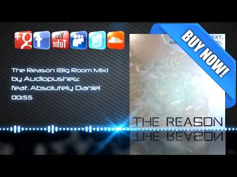 Audiopusherz feat. Absolutely Daniel - The Reason (Big Room Mix) [PREVIEW]