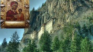Чудотворная икона и монастырь Божией Матери