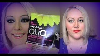 Repeat youtube video Olia By Garnier     │   Hair Dye Review