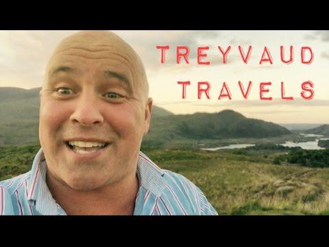 Treyvaud Travels  Brand New Series to Irish TV