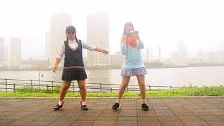 Hi everyone! I hope you're good! Today I danced with my friend Yuuk...