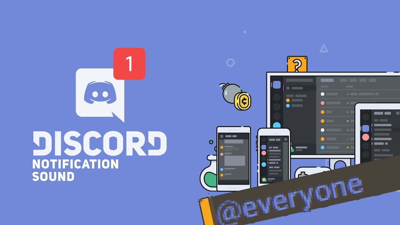 Discord Mention/Notification/Ping Sound [MP3]