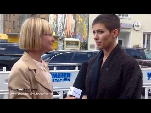 Frida Gold im TopsOfFashion-Interview