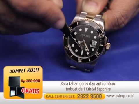 FORSTA WATCH by OSHOP - YouTube cf25770cb2