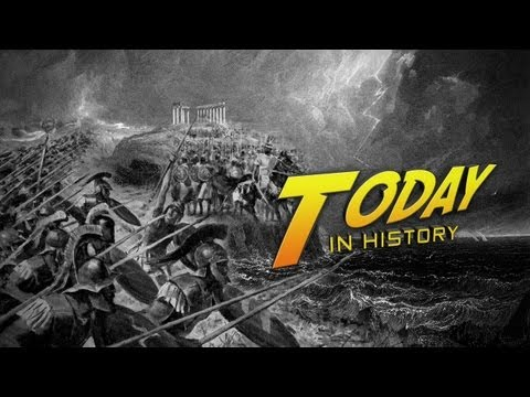 Today In History: The Battle of Marathon
