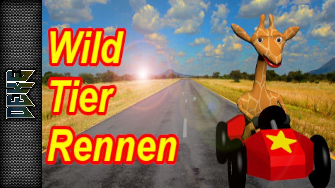 Wild Tier Rennen (24.3.16) - HerrDekay - YouTube