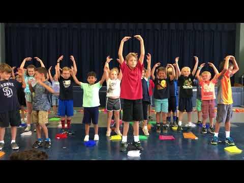 Ballet - Ms. Dyer's 2nd Grade Class