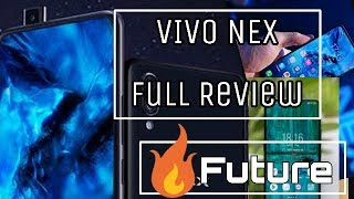 VIVO NEX review ||awesome future||hottest phone||by FactHunt with Technical
