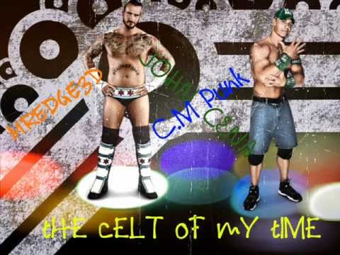 "wwe-:-go-to-my-time(cena-&-punk)-1st-theme-song-""the-cult-of-my-time"""