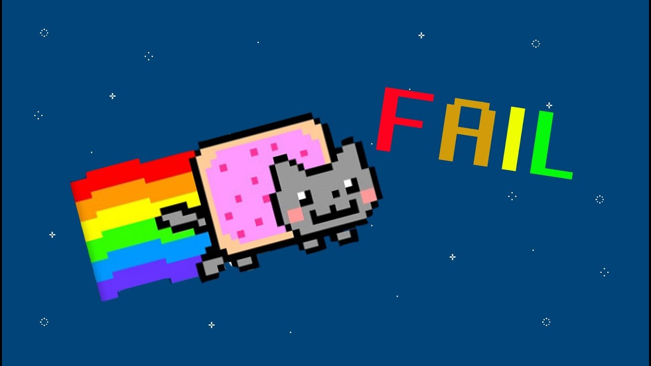 drawing w   carter  attempt to draw nyan cat