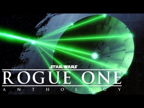 ROGUE ONE Details, Death Star Power Source, Tropical Planet Fight Scene