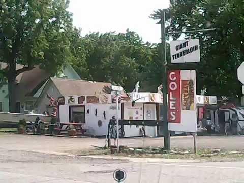 Dashcam '16 ~ Zook Spur (Madrid), Iowa to Downtown Ames, Iowa
