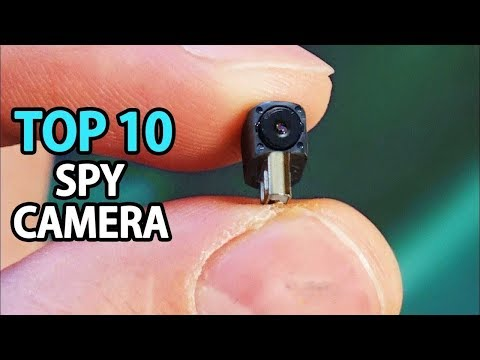 TOP 10 SPY Camera & SPY Gadgets 2019 That Are Next Level | My Deal Buddy