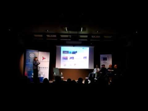 Startup Europe Week Crete 2017 | Μαρία Τσιγώνη(KidsLoveGreece.com)